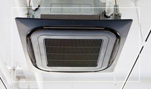 空調機器の保守・メンテナンス